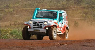Rally: Niterói Rally Team se classifica para a Copa Brasil Off-Road