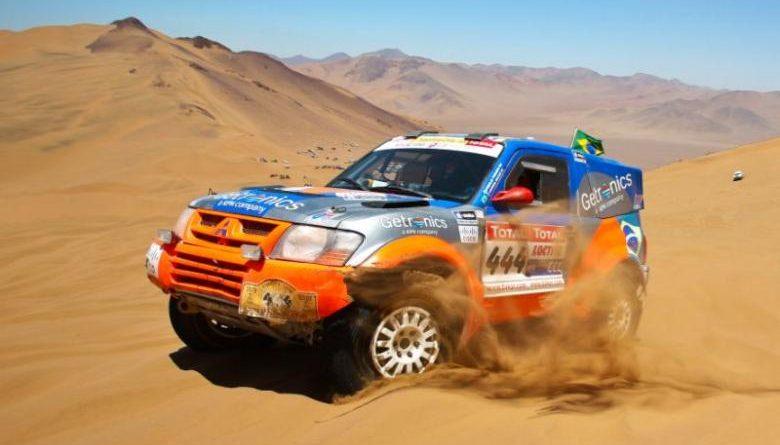 Rally: Crise econômica faz Mitsubishi deixar Rally Dakar