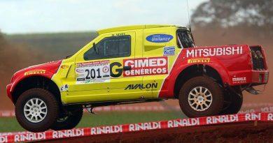 Rally: ProMacchina abre a temporada 2009 com dupla vitória