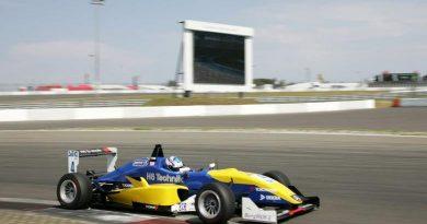 F3 Alemã: Problema de câmbio não impede boa recuperação de Suzuki em Nürburgring