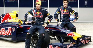 F1: RB5 não apresenta problemas no 1º teste em Jerez