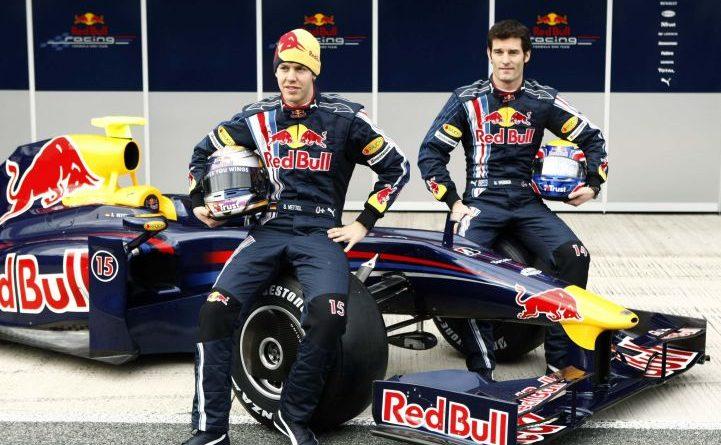 F1: Mateschitz prevê novas vitórias de Vettel