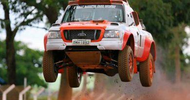 Rally: Reijers Rally Team conquista o 4º lugar no Rally Barretos