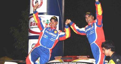 Rally: Reinaldo Varela e Marcos Macedo vencem a primeira etapa do Rally de Barretos