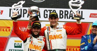GT3 Brasil: Miguel Paludo empolgado com desempenho no Itaipava GT3 Brasil