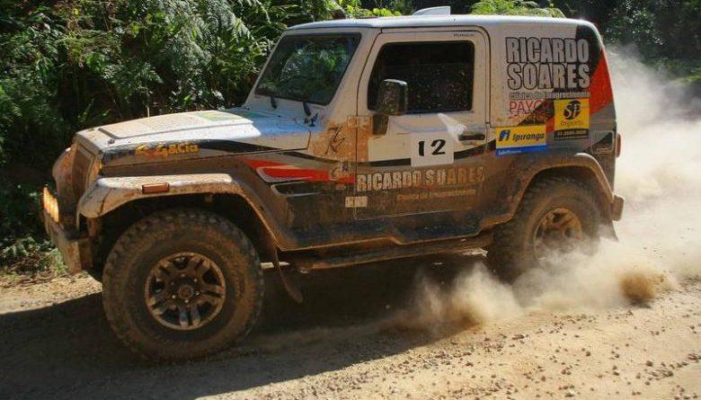 Rally: Ricardo Soares e Orestes Bacchetti juntos pela primeira vez na Copa Troller