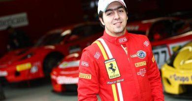 GT3 Brasil: Rodolpho Santos faz sua estréia em Jacarepaguá