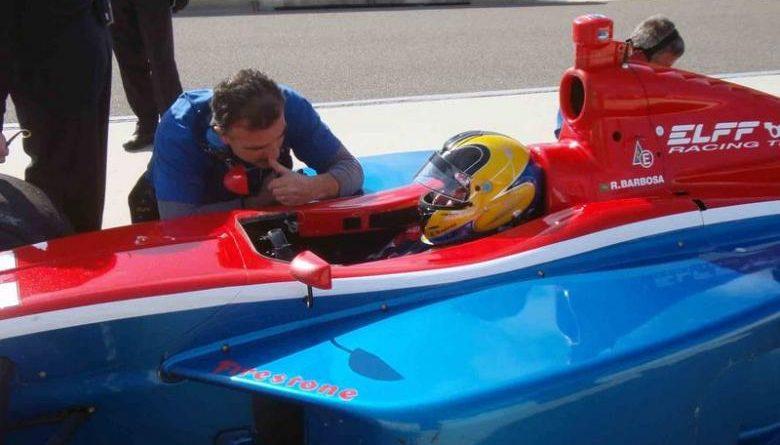 Indy Lights: Rodrigo Barbosa confiante para largar entre os primeiros em St. Petersburg