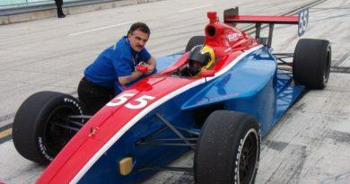 Indy Lights: Rodrigo Barbosa começa a acertar o carro para abertura do campeonato