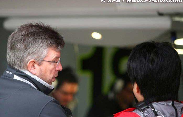F1: Brawn teme que bom desempenho tenha validade