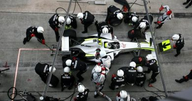 F1: Rubinho concorda com o encerramento da prova