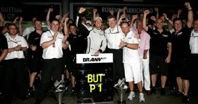 F1: Agora o desafio é na pista, comemora Brawn