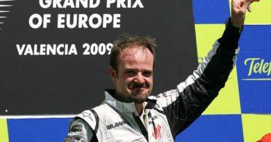 F1: Barrichello admite futuro incerto para 2010