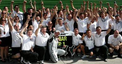 F1: Na Williams em 2010, Rubinho alfineta ex-chefe de equipe
