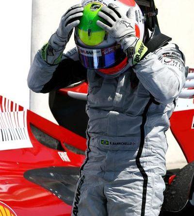 F1: Barrichello confirma acerto e Williams anuncia o brasileiro para 2010
