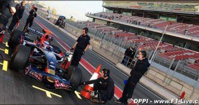 F1: Senna supera Di Grassi em 1s169 no 1º dia de testes da Honda