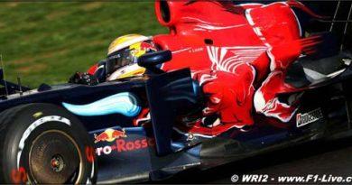 F1: Buemi fecha a 3ª-feira como o melhor em Jerez