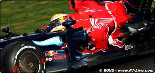 F1: Equipe Toro Rosso está à venda