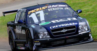 Pick-Up: Serafim Junior marca a pole no Rio de Janeiro