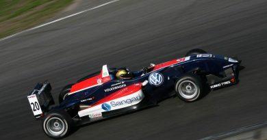 F3 Euroseries: Brasileiro volta a Zandvoort em busca de pontos