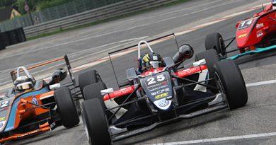 F3 Européia: Vietoris vence segunda etapa de Oschersleben