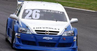 Copa Vicar: Wellington Justino acostuma com carro nos primeiros treinos coletivos desta terça