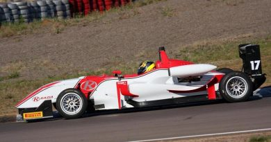 F3 Sulamericana: Resultado do treino de classificação surpreende pilotos da Razia Sports