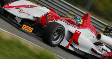 F3 Sulamericana: Primeira temporada na F3 rende Capacete de Bronze a Yann Cunha