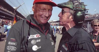 F1: Niki Lauda se recupera bem de transplante pulmonar, informa boletim médico