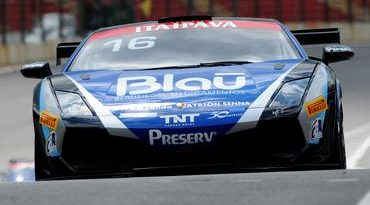 Blau Full Time tem boas expectativas para segunda rodada dupla da Itaipava GT Brasil