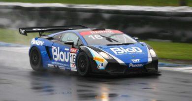 GT3 Brasil: Chuvas atrasam programação em Curitibal e as duas corridas ficam para amanhã
