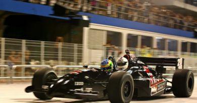 IndyCar: Ana Beatriz fecha com a equipe Dreyer e Reinbold Racing