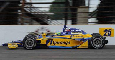 Indy500: Ana Beatriz simula classificação no treino de hoje