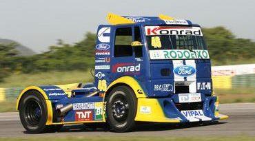 Truck: Toso disputa a terceira etapa em Caruaru