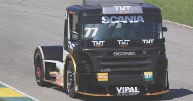 Truck: Satisfeito com estreia, Marques vive novo desafio