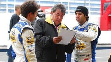 Stock: Acertar o carro na ondulada pista de Curitiba é o 'X' da questão para Pizzonia e Gresse