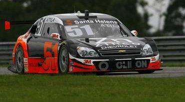 Stock: Átila Abreu ocupa o terceiro lugar no campeonato