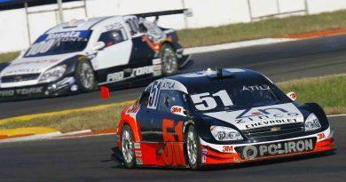 Stock: Átila Abreu quer manter liderança do campeonato