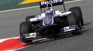 F1: Rubens Barrichello é prejudicado pelo tráfego na Espanha e larga na nona fila