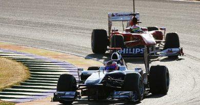 "F1: Na defensiva, Williams diz estar ""só"" 1s5 atrás da Ferrari"