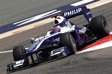 F1: Rubens Barrichello larga na 11a posição no primeiro GP do ano