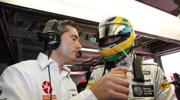 F1: Ecclestone teme que equipe de B. Senna não termine a temporada