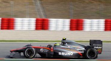 F1: Carro de Bruno Senna, enfim, começará a ser desenvolvido