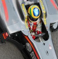 F1: Bruno Senna culpa 'agressividade' por acidente na 1ª volta