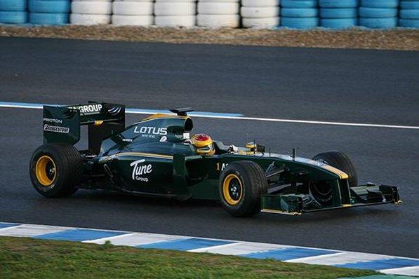 F1: De volta à Fórmula 1, Lotus confia em boa estreia no Bahrein