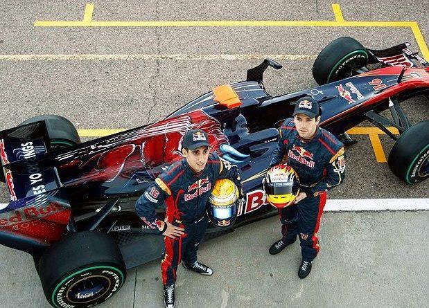 F1: Toro Rosso lança 1º carro fabricado pela própria equipe