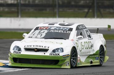 Copa Montana: 'O carro é muito rápido', afirma Cássio Homem de Mello