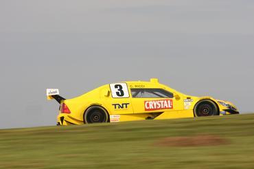 Stock: Crystal Racing Team aposta no desenvolvimento do carro para segunda etapa da Stock Car