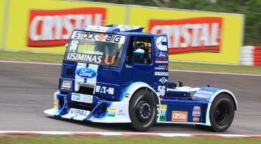 Truck: Equipe Ford Racing Trucks começa na frente