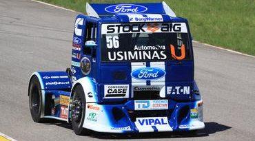 Truck: Dirani e Ford dominam a sexta-feira no Rio de Janeiro